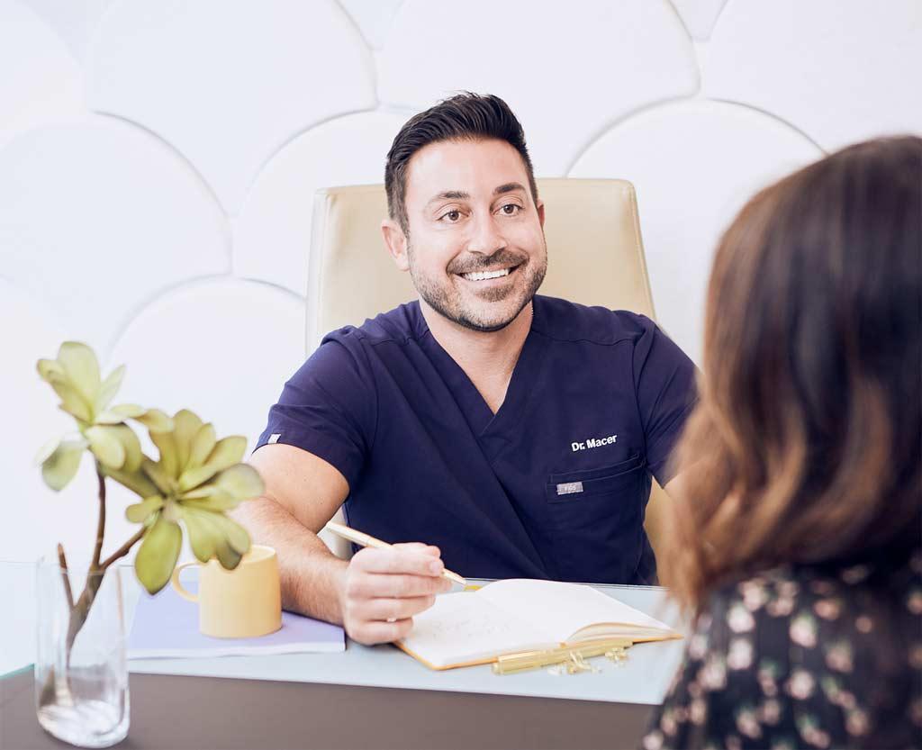 Fertility Doctor Matt Macer, MD